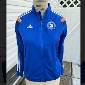 NWT Adidas Boston Marathon 2017 Running Jacket, XS